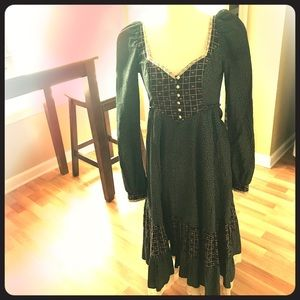 Dresses & Skirts - Gunne Sax prairie dress vintage